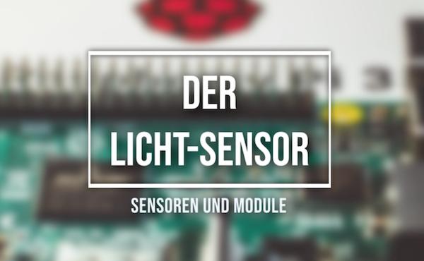 Raspberry Pi Sensor Licht-Modul