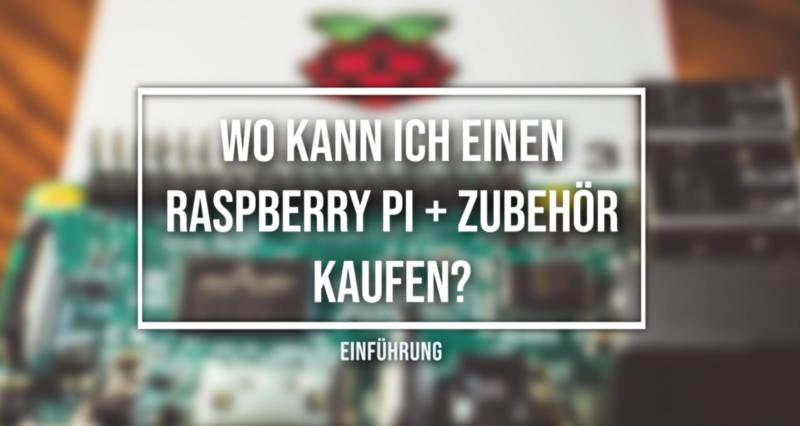Raspberry Pi Zubehör